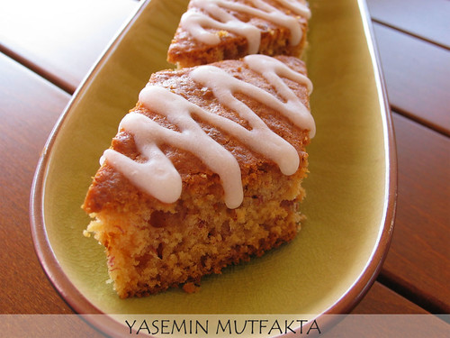 Zencefilli Muzlu Kek by Yasemin Mutfakta