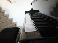 Our new Grand Piano