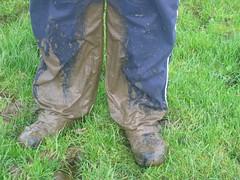 5 Muddy Boots