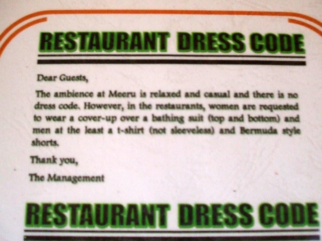 Meeru Island Resort :: View topic