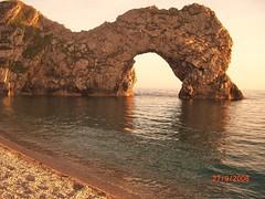 Durdle door (RedCherry.) Tags: door england english beach dorset dudle