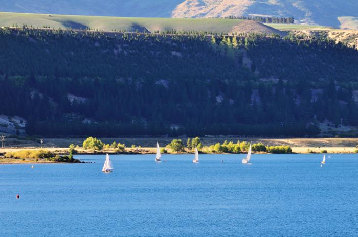 Lake Dunstan(CROMWELL)