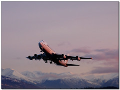 southern air... (BobButcher) Tags: alaska d50 nikon cargo anchorage boeing 747 anchorageinternationalairport southernair nikkor2485mmf28