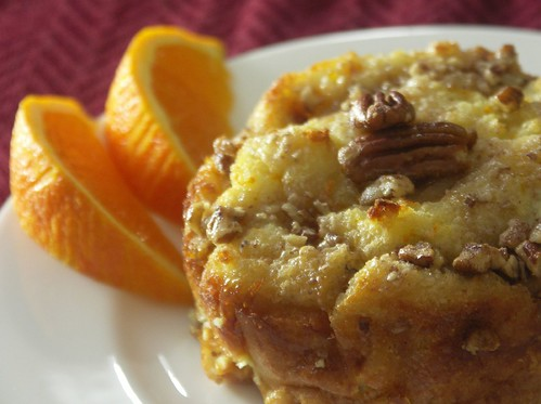 Orange Maple Pecan French Toast