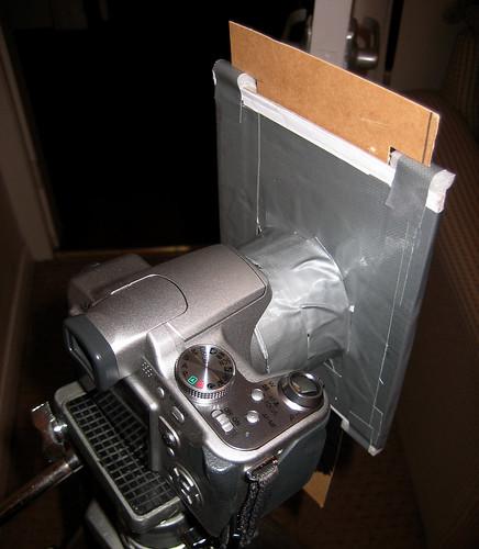 External shutter for long exposures11Nov08