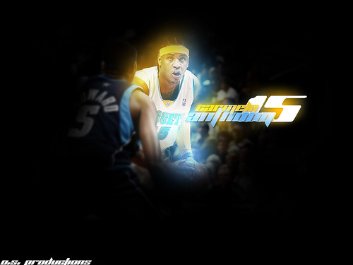 carmelo anthony wallpapers. Carmelo Anthony Melo Wallpaper