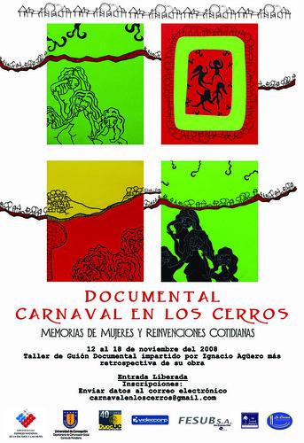 Taller Guión Documental Concepción
