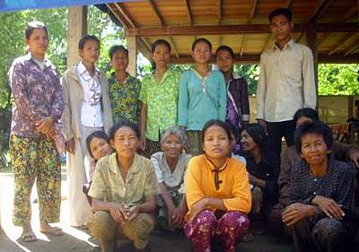 Sopheap Chun Village group