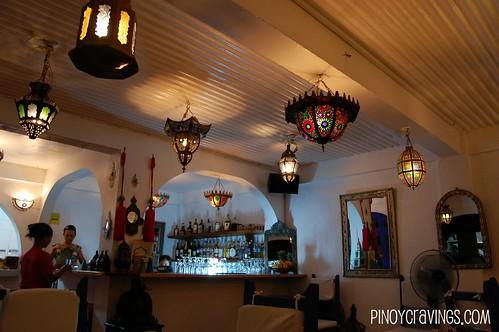 Kasbah Boracay Morrocan Dining