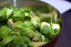 the glorious brussels sprouts