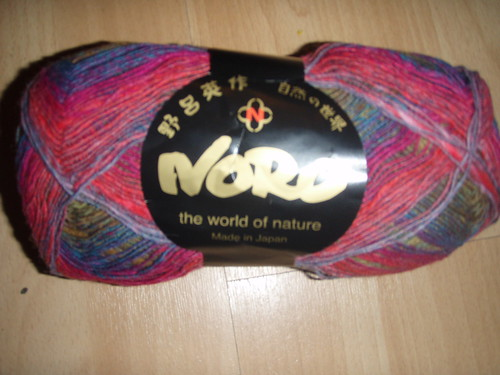 Yet More Noro Sock