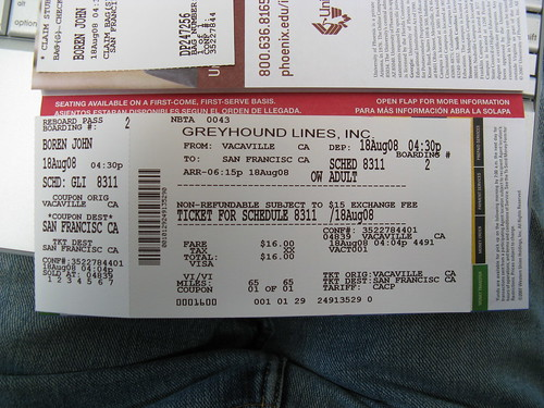 Prices For: Bus Ticket Prices For Greyhound