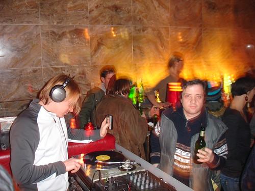 Berliner Klub von Hans Romanov im Mood. März 2007 --- berliner-klub09263