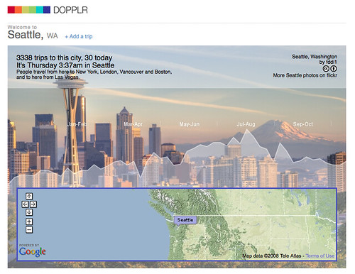 DOPPLR: Seattle
