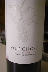 "2005 Klinker Brick ""Old Ghost"" Old Vine Lodi Zinfandel"