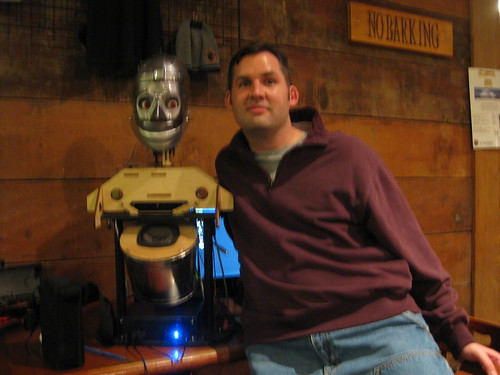 Dorkbot - Robot Encounter