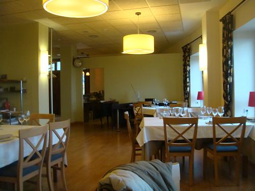 Salón principal del Restaurante Amelibia