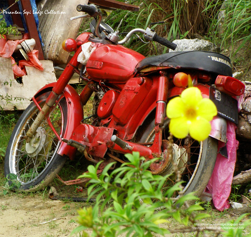 kl haze 120805 motorcycle