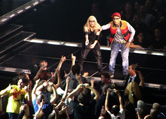 nyc: madonna's sticky and sweet (darwinism) Tags: nyc newyork concert live madonna msg hardcandy giveittome pharellwilliams stickyandsweettour