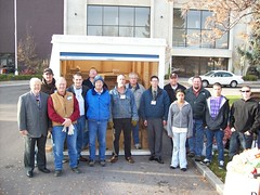 Turkey Toss Team! (Boise Rescue Mission) Tags: thanksgiving food homeless christian idaho boise help volunteer serve reliogion