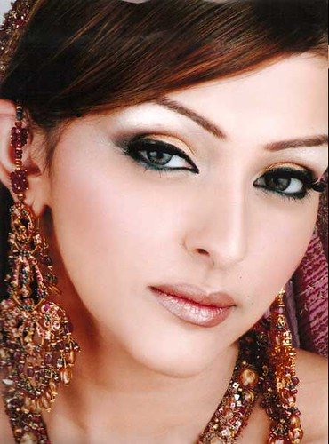 Indian bridal makeup beauty