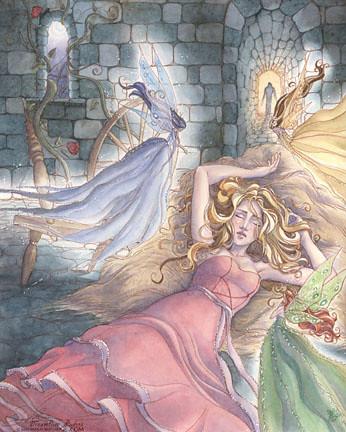 Sleeping Beauty by Sara Butcher
