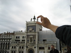 """me squishing the bell ringer • <a style=""""font-size:0.8em;"""" href=""""http://www.flickr.com/photos/36178200@N05/3387953953/"""" target=""""_blank"""">View on Flickr</a>"""