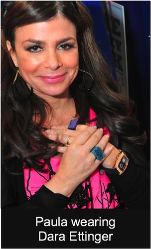 Paula wearing Dara Ettinger