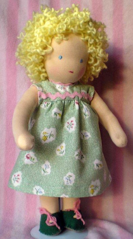 MGs doll