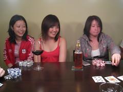 Asian Girls Playing Poker (DJ Damien) Tags: clara canada maiko ruby june2g9