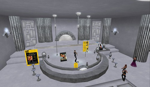 substance club in second life