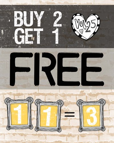 buy 2 get 1 free sale copy