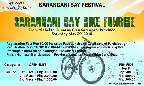 Sarangani Bay Bike Fun Ride 2010
