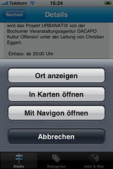 Ruhr2010-App (iPhone, iPad, iPod touch)