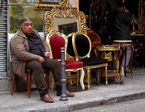 Madrid Antique Dealer