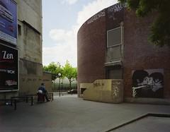 Rue de Tolbiac, Paris, 8 mai 2011