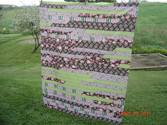 Erin Wilson - 1 Choice 4 Quilting Jelly Roll Race
