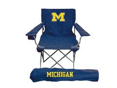 Michigan TailGate Folding Camping Chair