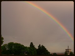Arc-en-ciel en fin de journe sur Als (gunger30) Tags: ciel nuages ales gard arcenciel languedocroussillon als arcencielals