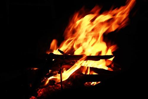 Burnin by amulya
