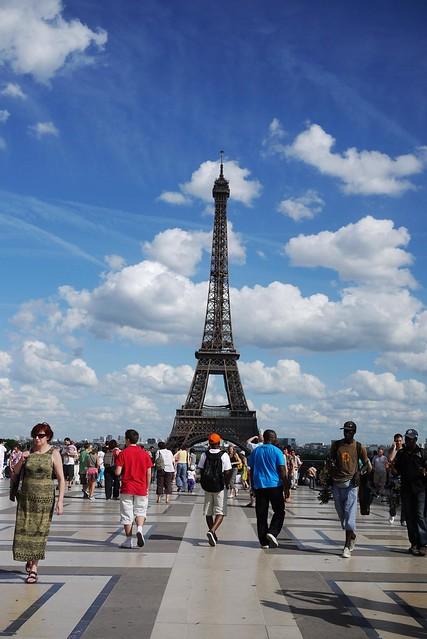 La Tour Eiffel 艾菲爾鐵塔