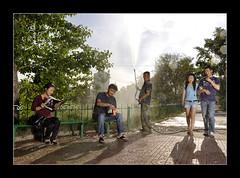 Pisssss.. (URLANstudio) Tags: people water studio nikon couple cola d can mongolia coca ulaanbaatar d90 ogo urlan