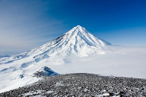volcano koryakskiy