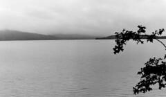 Loch Lomand 1970   5 (dugspr  Home for Good) Tags: uk greatbritain blackandwhite scotland unitedkingdom 1970 schottland lochlong lochlomand cosse scannedfromnegative sidewheeler lakesteamer unlimitedphotos