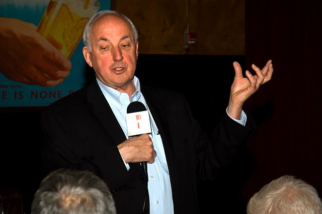 Doug Hay of Expansion Plus discusses search engine optimization at Third Thursday in New York by Steve quotPodcastStevequot Lubetkin