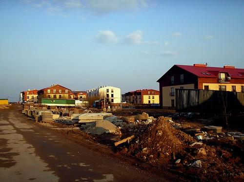 Nauji butai Užliedžiuose