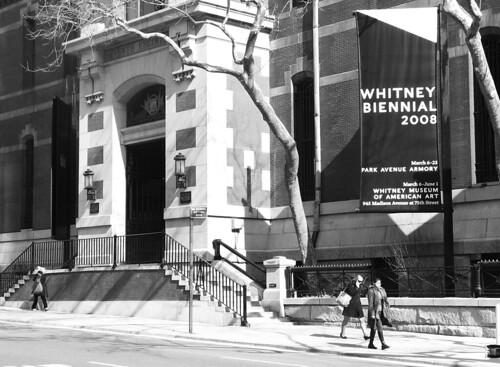 Whitney Museum, NYC