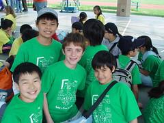 Kevin, Kelvin, Spencer and Matthew (dontot2001) Tags: matthew sas puxi soccerday