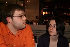 Ivn y Soraya (cygne87) Tags: santiago de beta compostela blogueros frikis blogberrsgrelos kdds