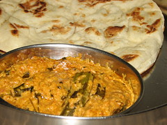 Malai Bhindi
